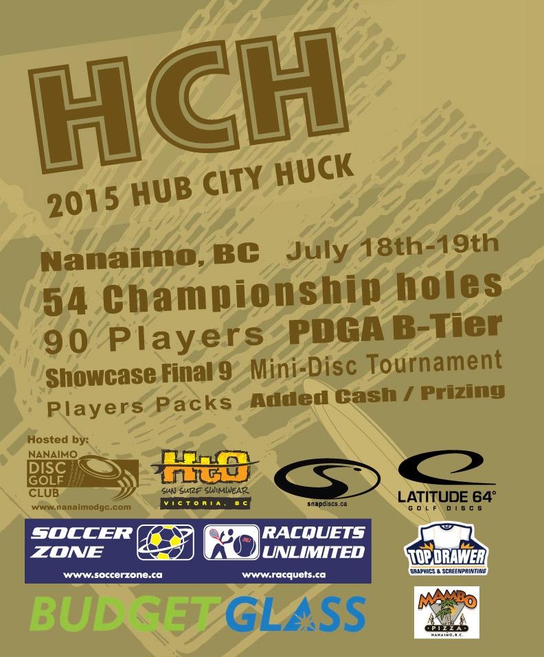 Hub City Huck